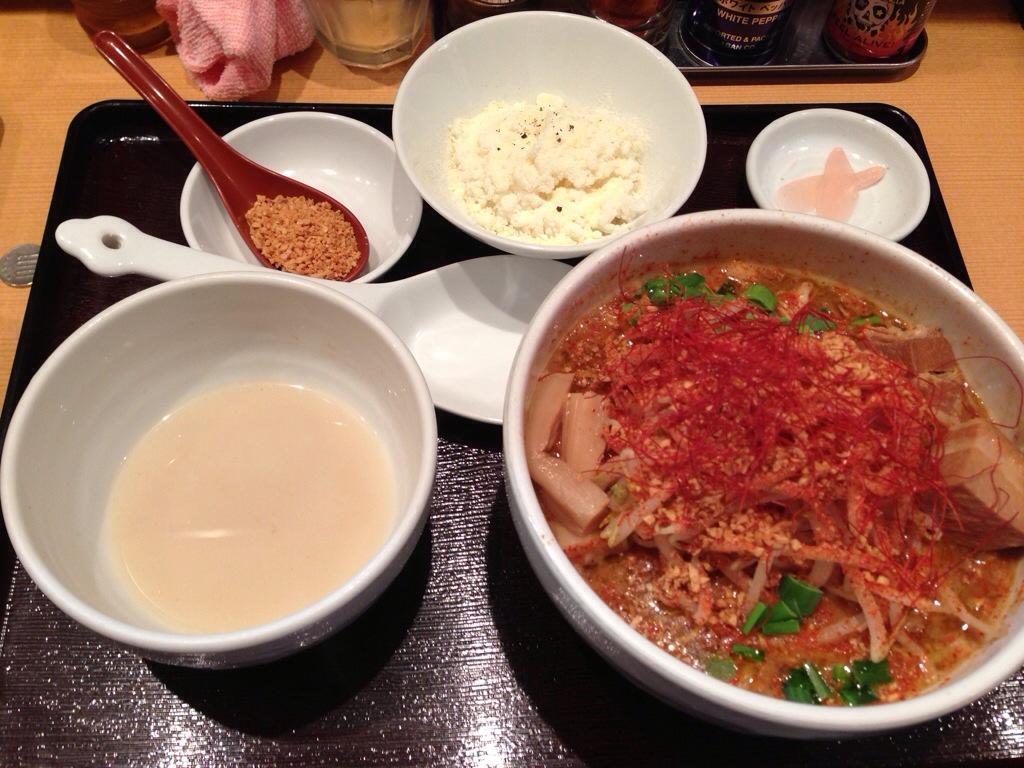 新潟濃厚味噌 弥彦の激辛味噌らぁ麺セット