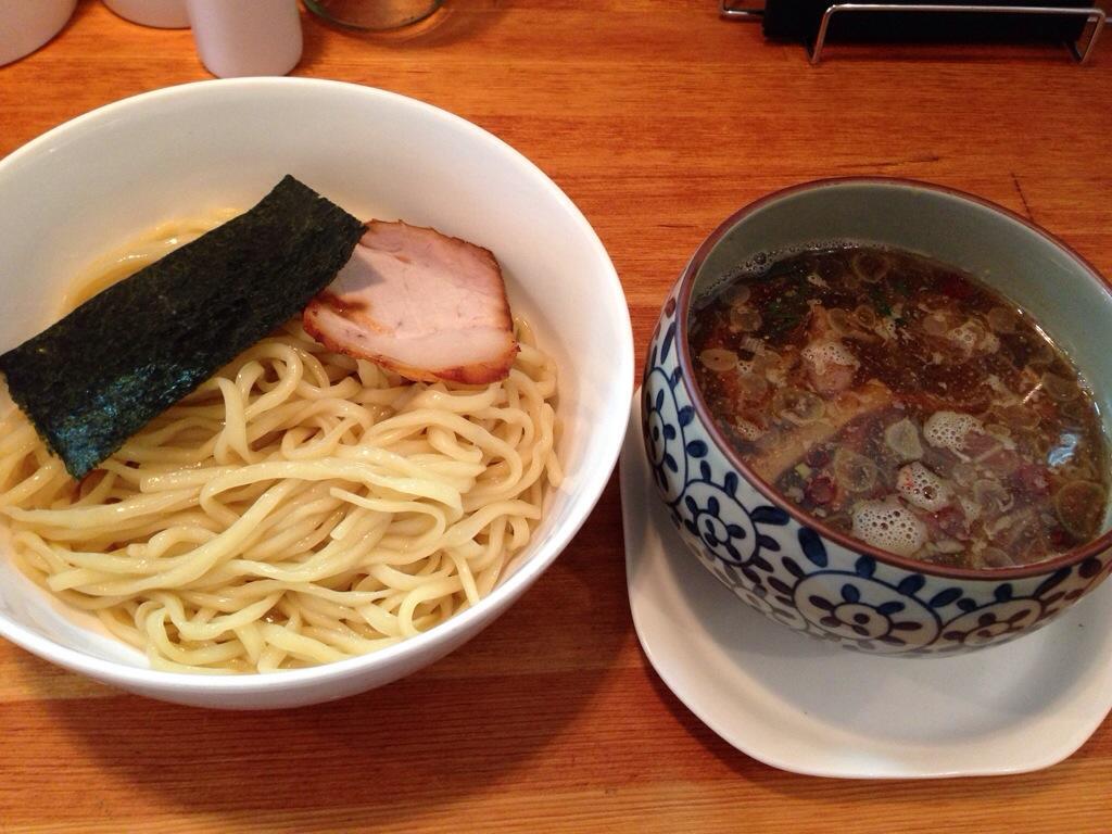 中華そば 閃のつけ麺