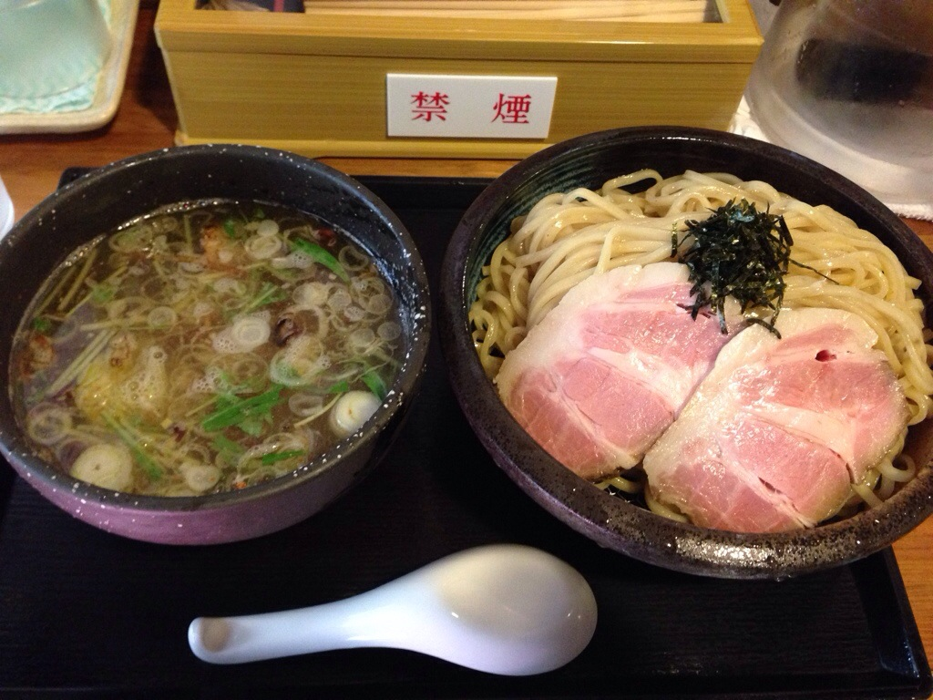 らーめんstyle JUNK STORYの塩つけ麺