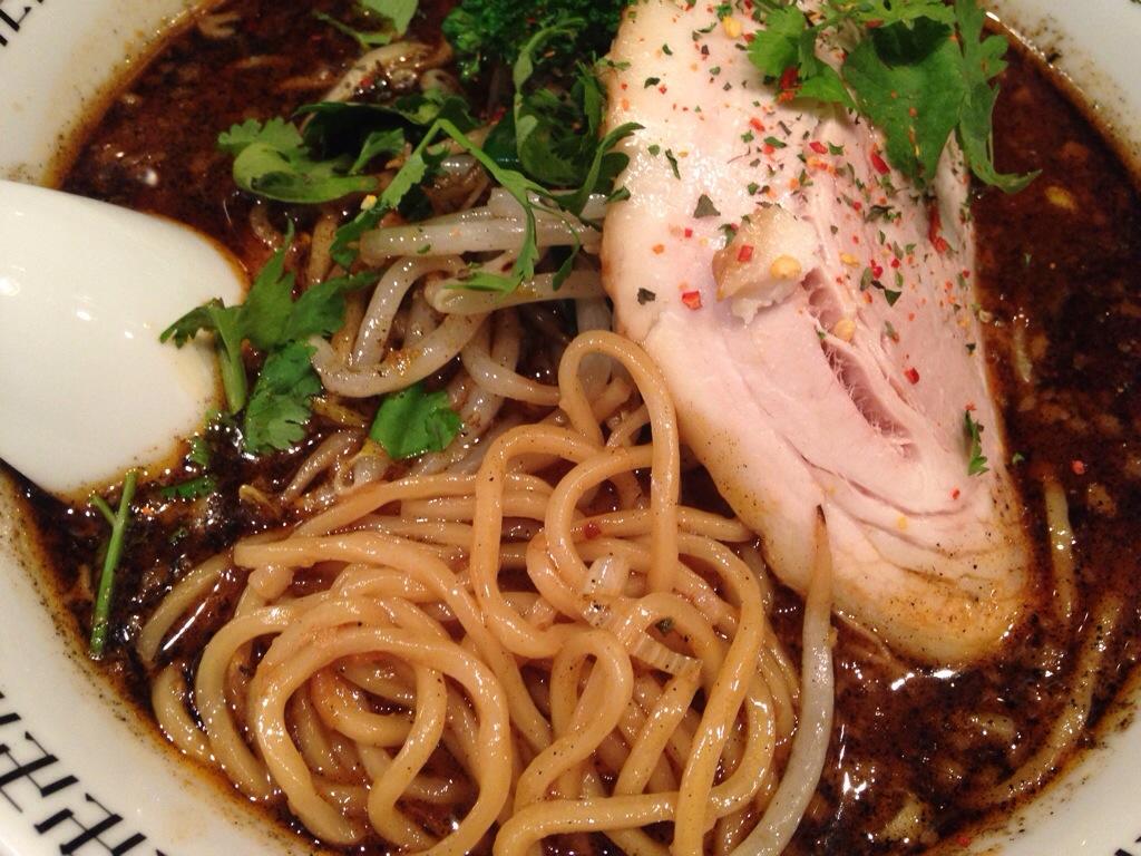 スパイス・ラー麺