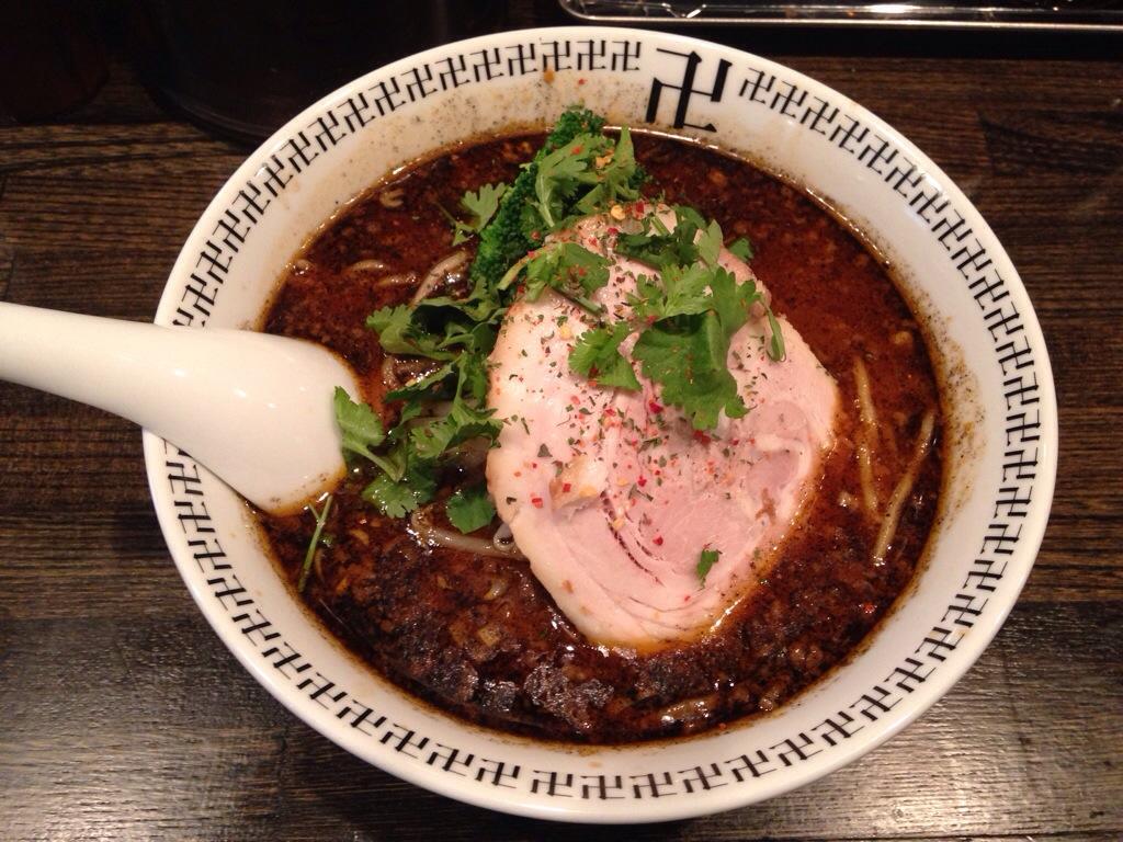 スパイス・ラー麺 卍力のスパイス・ラー麺