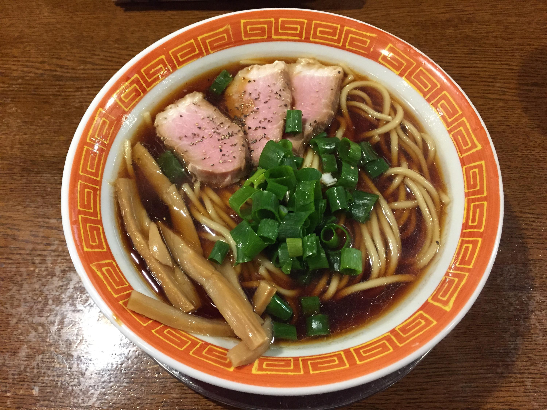 麺や 西やの中華そば