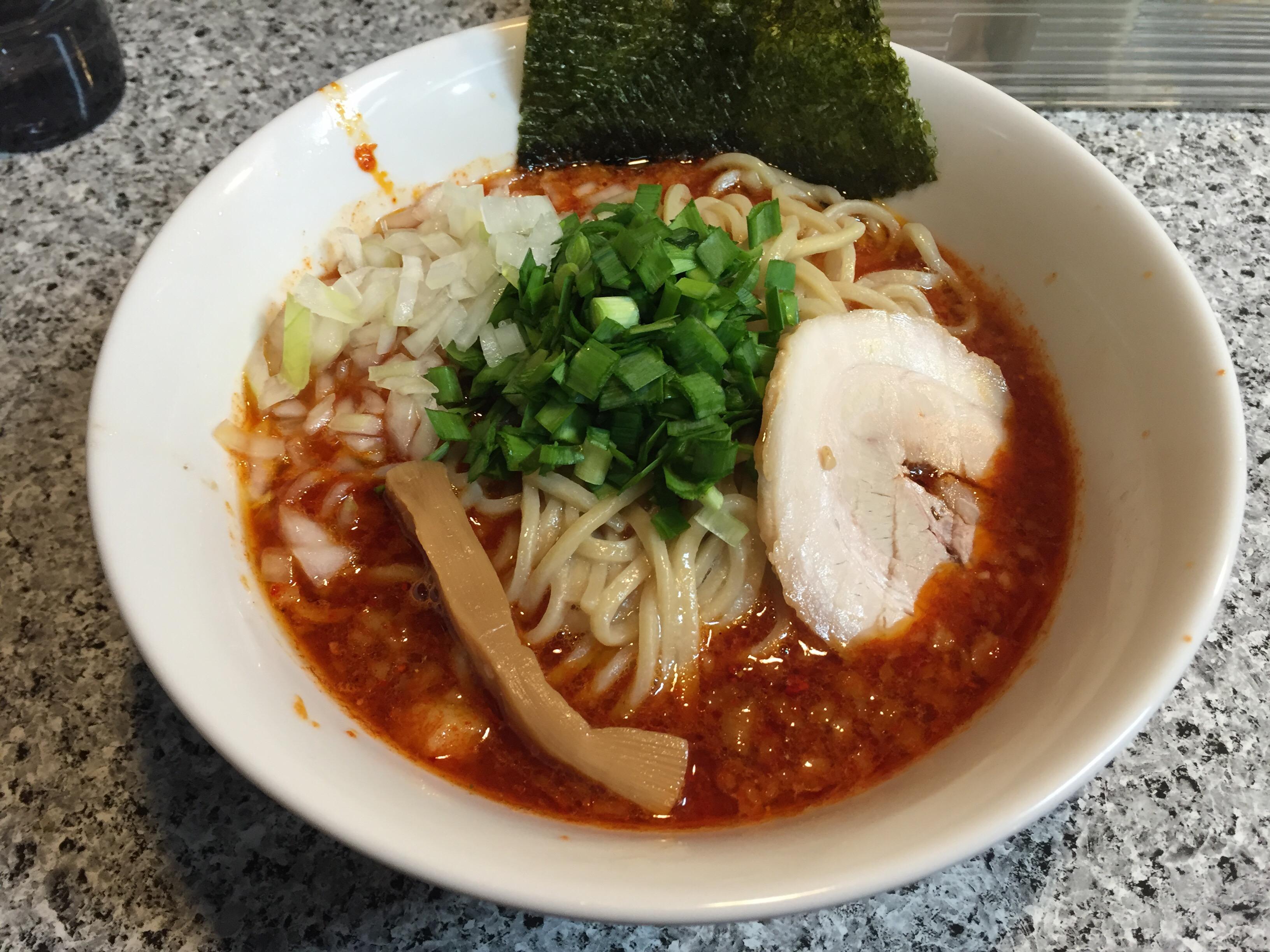 K風担々麺