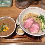 麺と心7の濃厚 鯖のどろつけ麺