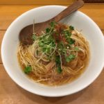 麺屋Hulu-luの醤油SOBA
