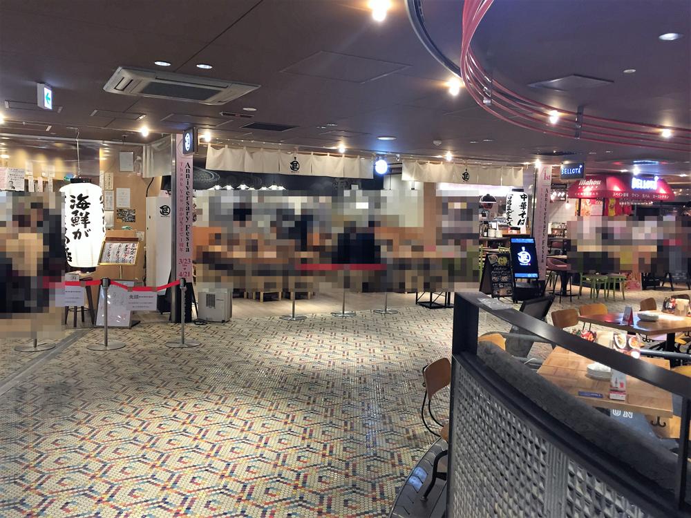 マルショーの新大阪店