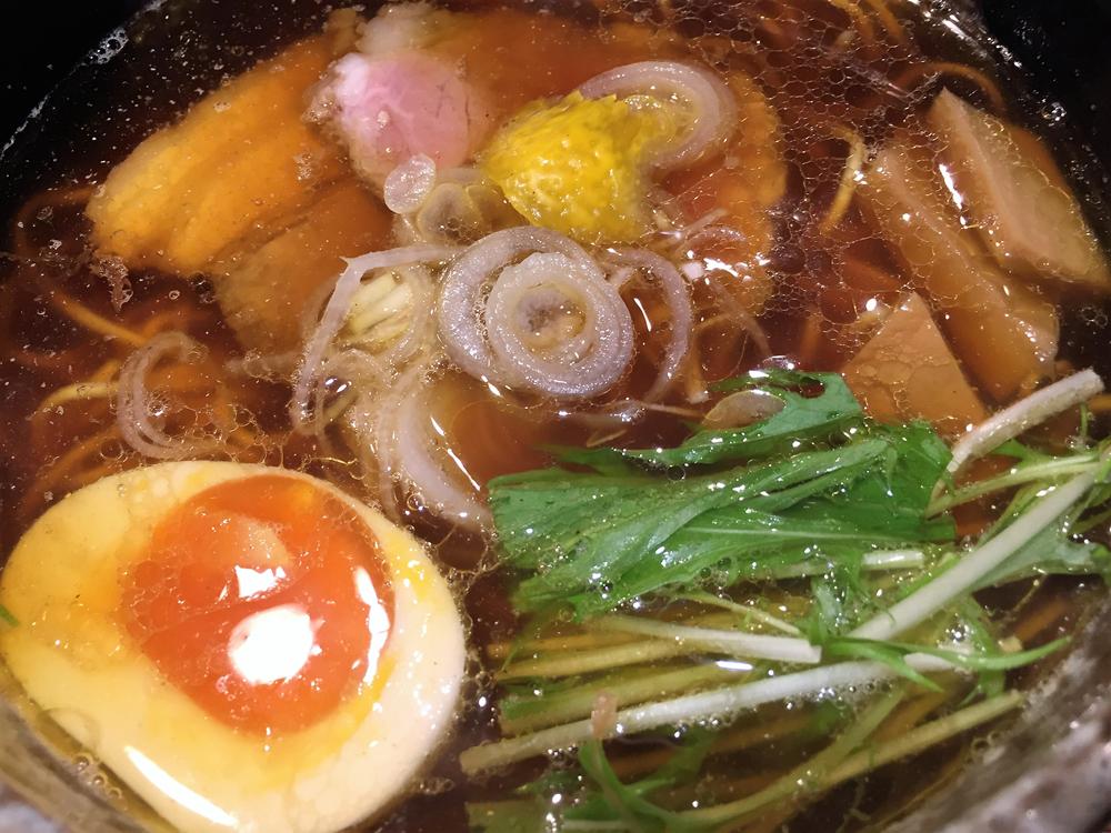 日香麺トッピング