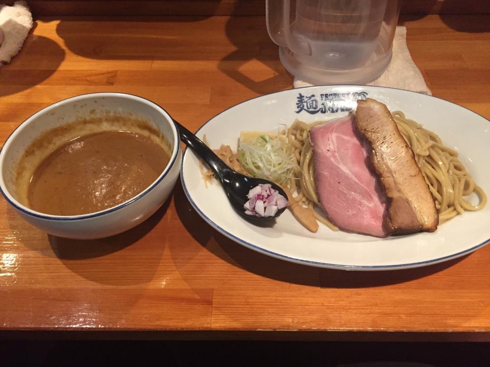 極どろつけ麺