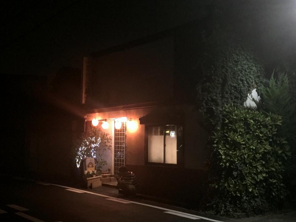 ベトコンラーメン新京の外観