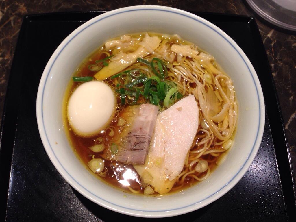 69'N'ROLL ONE(ロックンロールワン)赤坂本店の2号らぁめん味玉