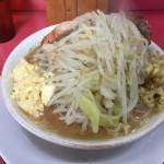 ラーメン二郎大宮店のラーメン